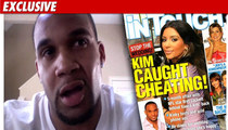 Bret Lockett: Kim K Is LYING, We HOOKED UP