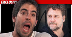 Eli Roth: Russell Crowe Is NOT Anti-Semitic