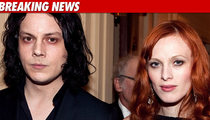 Jack White & Wife -- Come To Our DIVORCE Party!!!