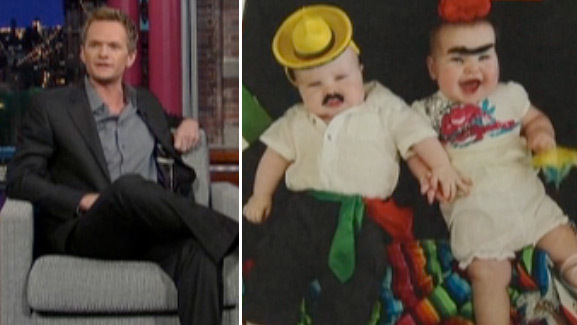Neil Patrick Harris Shows Off Hilarious Photos of Baby Twins