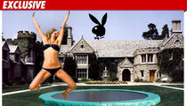 Girl Sues Playboy Over Sexy Trampoline Jump Injury