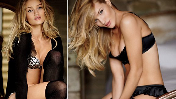 Rosie Huntington-Whiteley Covers Maxim Magazine
