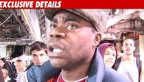 Tracy Morgan Booed at Concert, People Walked Out