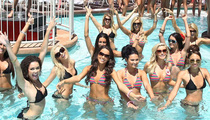 Miss USA Pool Party: What's Wrong With the Picture?