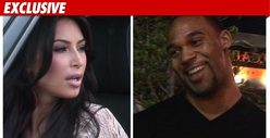 Kim K to Bret Lockett -- Here Comes the Lawsuit!