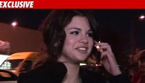 Selena Gomez -- Blood Pressure Issues