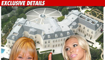 Candy Spelling Unloads Mega-Mansion