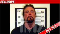 WWE Star Kevin Nash -- BIGGEST MUG SHOT EVER!