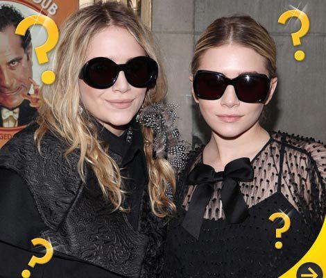 Mary-Kate vs. Ashley Olsen: Who's Who?!