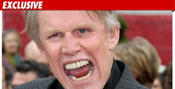 Gary Busey -- Drama on Horror Movie Set