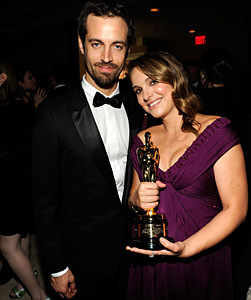 Natalie Portman, Benjamin Millepied Welcome Baby Boy