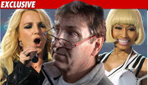 Britney Spears' Dad -- Bargain Basement Tour Director