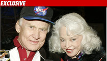 Buzz Aldrin Jettisons 3rd Wife -- Files for Divorce