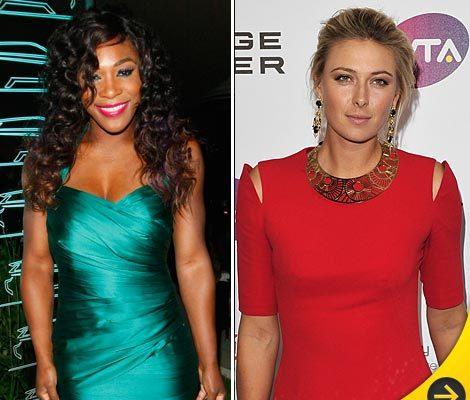 Serena! Maria! Caroline! Tennis Pros Serve Up Sexy Glamour