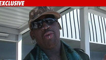 Rodman Accused in Bar Assault Over LeBron James