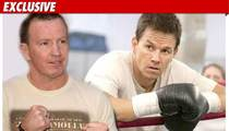 Micky Ward Hospitalized -- Attacked By Stray Dog