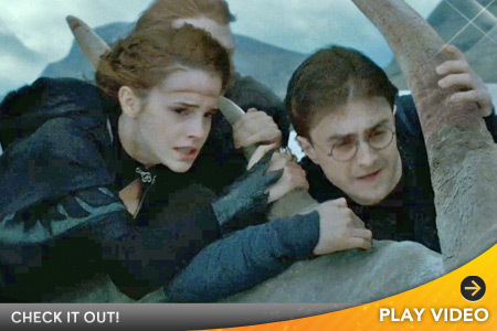 Brand New 'Harry Potter' Trailer Shows Epic Finale!