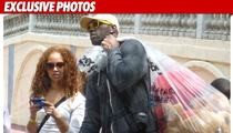 Terrell Owens -- LORD of the Carnival Games!