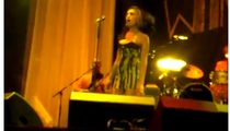 Amy Winehouse Booed At 'Worst' Concert Ever