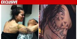 Chyna -- Wrestlin&#039; for New Ink