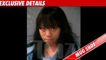 Lil Wayne's Baby Mama -- Mug Shot After DUI Bust