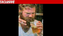 Ryan Dunn -- Beer and Shots Before Crash
