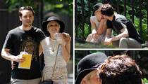 Ashlee Simpson Lip Synchs With New Man