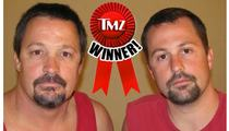 TMZ's Father-Son Look Alike Contest -- WINNER!