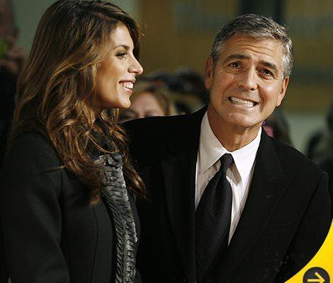 George Clooney & Elisabetta Canalis Split!