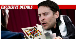 Tobey Maguire Sued Over Illegal Gambling