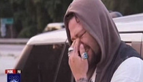 Bam BREAKS DOWN at Ryan Dunn Crash Site