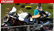 MJ Bike to Ride in Cemetery Tribute