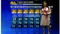 NBC Weathergirl Caught 'Dissing' Al Roker on Live TV