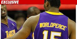 L.A. Lakers -- We'll Give 'Peace' a Chance!