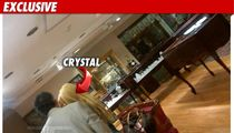 Crystal Harris -- Pawn Queen