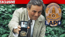 LAPD -- We're Proud 'Columbo' Was One of Us