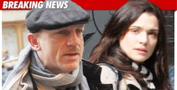 Daniel Craig and Rachel Weisz Get Hitched