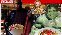 'Avengers' Cast -- All Pho One, One Pho All