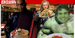 &#039;Avengers&#039; Cast -- All Pho One, One Pho All
