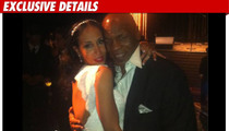 Mike Tyson RENEWS VOWS In Surprise Vegas Bash