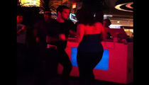 Mark Ballas & Cheryl Burke -- Nightclub DOMINATION