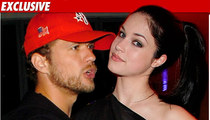 Ryan Phillippe & Pregnant Ex -- Pre-Gyno Coffee Date