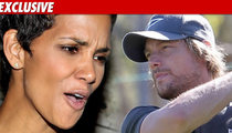 Halle Berry In Court -- Trouble Brewing Over Custody