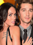 Shia LaBeouf Admits Megan Fox Hook-Up -- Plus More Kissin&#039; Co-Stars!
