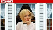 Lindsay Lohan: I Can't Deal with the Outside World!