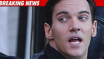 Jonathan Rhys Meyers -- Reported Suicide Attempt