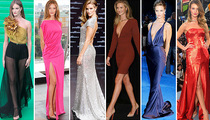 'Transformers' Star Rosie Huntington-Whiteley Stunning Premiere Looks