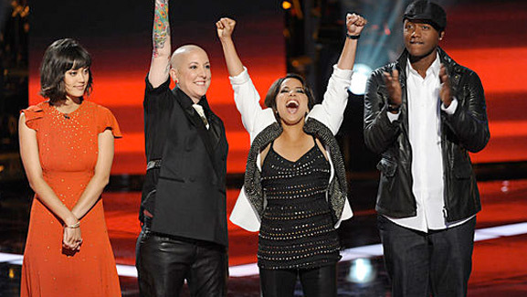 'The Voice' Final Four -- Who Should Win?