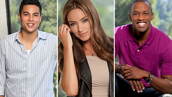 'Big Brother' -- Meet the Brand New Houseguests!