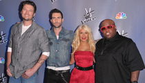 'The Voice' Coaches -- Who's Back Next Season?